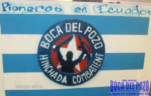 Boca Del Pozo Historia
